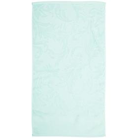 """Полотенце махровое """"Сказка"""" 50х90 см,зеленый,500 г/м2, 100% хлопок"""