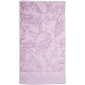 """Полотенце махровое """"Сказка"""" 65х135 см,розовый,500 г/м2, 100% хлопок"""