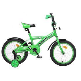 """Велосипед 16"""" Graffiti Storman RUS 2019, цвет зелёный"""