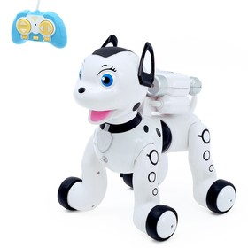 "Animal radio-controlled ""Robo-dog"", works from the battery"