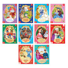 Сказки зарубежные для детей, набор, 10 шт. по 12 стр. - фото 105673401
