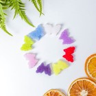 """Набор наполнителей """"Бабочки"""" парафиновый, разноцветные, в упаковке"""
