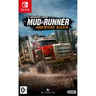 Игра для Nintendo Switch Spintires: MudRunner American Wilds Полное издание
