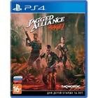Игра для Sony PlayStation 4 Jagged Alliance: Rage!
