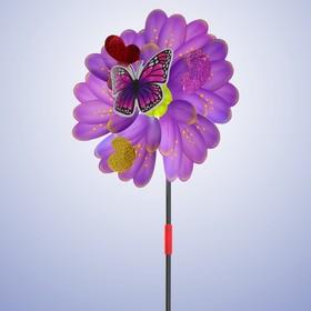 Ветерок «Бабочка», цвета МИКС