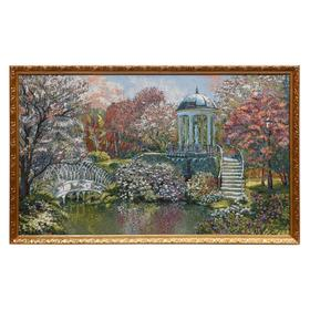 "Картина - гобелен ""Дыхание весны"""