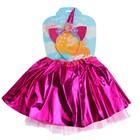 Карнавальный набор «Единорог», 2 предмета: ободок, юбка, 4-6 лет, цвет фуксии - фото 105446489