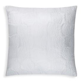 Подушка Роза  70х70 см цв. белый, полиэфирное волокно, пэ 100% Ош