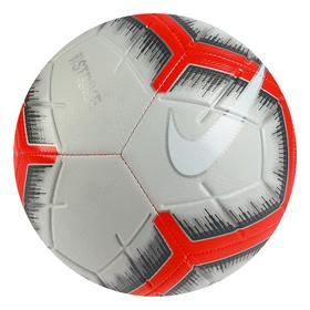 Мяч футбольный NIKE Strike, SC3310-043, размер 5, TPU, машинная сшивка