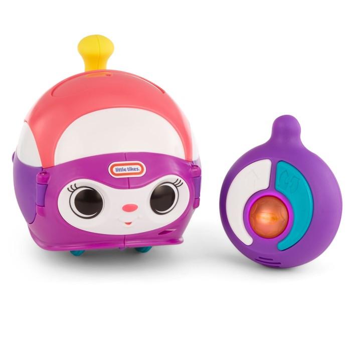 Игрушка «Вращающийся робот», розовый
