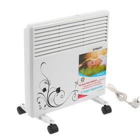 Конвектор электрический Scarlett SC-2158   600/1000Вт  IP24  белый