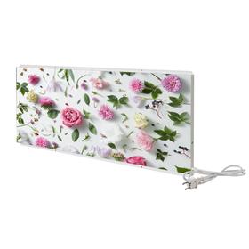 Отопительная панель СТЕП 'Розовые розы' 250/0,96х0,57 Ош