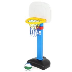 Стойка баскетбольная со щитом 100-170 см