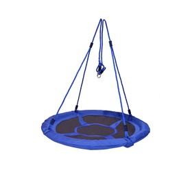 Качели «Полотно», 100 см, цвет синий