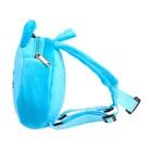 Вожжи/рюкзак «Зайка», с поводком, на молнии - фото 105462712