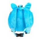 Вожжи/рюкзак «Зайка», с поводком, на молнии - фото 105462713