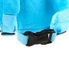 Вожжи/рюкзак «Зайка», с поводком, на молнии - фото 105462716