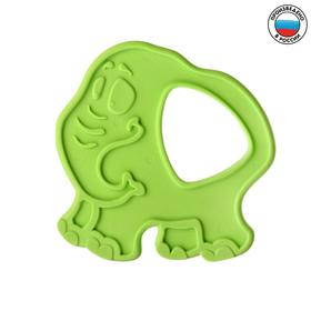Прорезыватель «Слоник», цвет МИКС