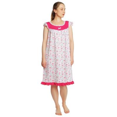 Сорочка женская 33800 цвет МИКС, размер 48