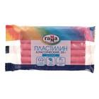 Пластилин 50 г Гамма Классический Розовый