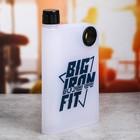 "Бутылка для воды ""Big iron fit"", 350 мл"