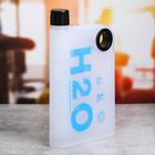 """Бутылка для воды """"H2O"""", 350 мл"""
