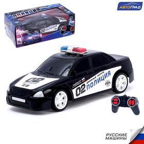 Машина радиоуправляемая «RUS Авто - Дорожный патруль»