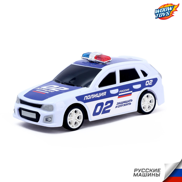 Машина инерционная «RUS Авто - Полиция»