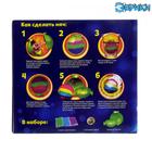 Набор для опытов «Прыгающие мячи», 1 форма 3 цвета - фото 105690687