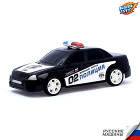Машина инерционная «RUS Авто - Дорожный патруль»