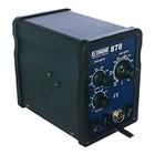 Паяльная станция ELEMENT 878, вентиляторная, аналоговая, 650 Вт, 100-480 °С, фен/паяльник