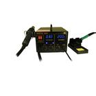 Паяльная станция MASTERS 952D, компрессорная, мембранного типа, 330 Вт, 100-450°С, 24 л/мин   415666