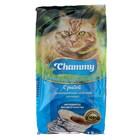 Сухой корм Chammy для кошек, рыба, 1,9 кг