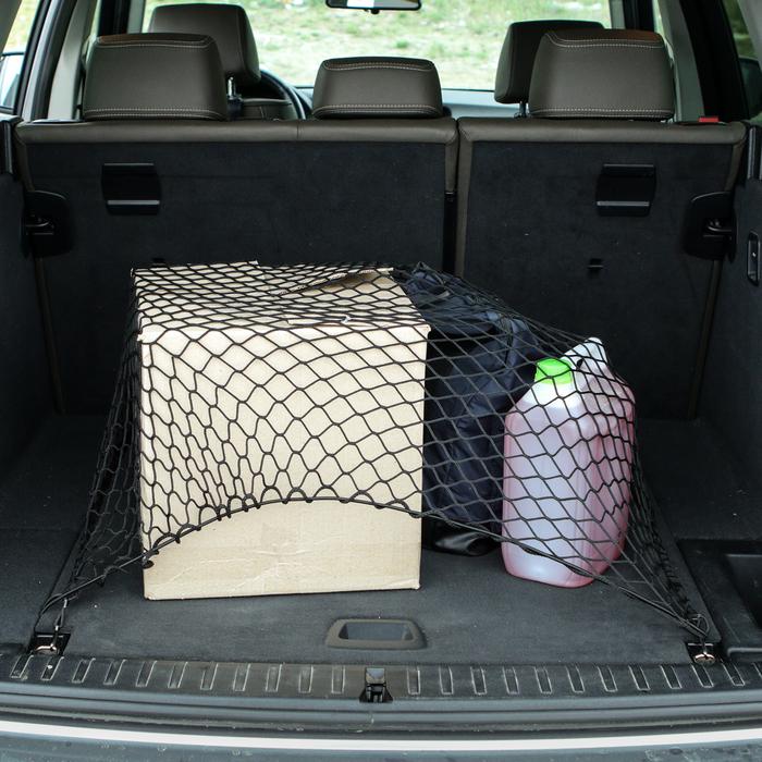 Сетка багажная для фиксация груза, 114 х 61 см