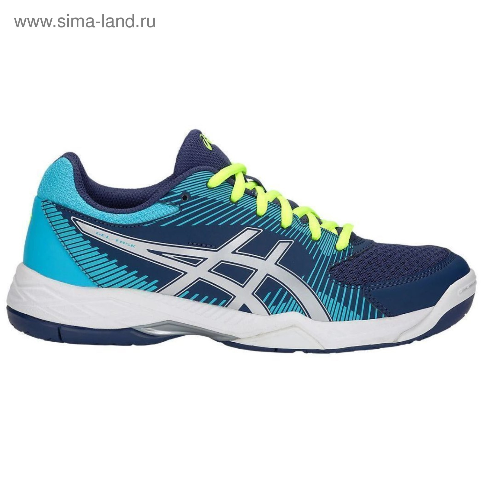 5ae5212e Кроссовки волейбольные ASICS B754Y 400 GEL-TASK, размер 6,5 (4152331 ...
