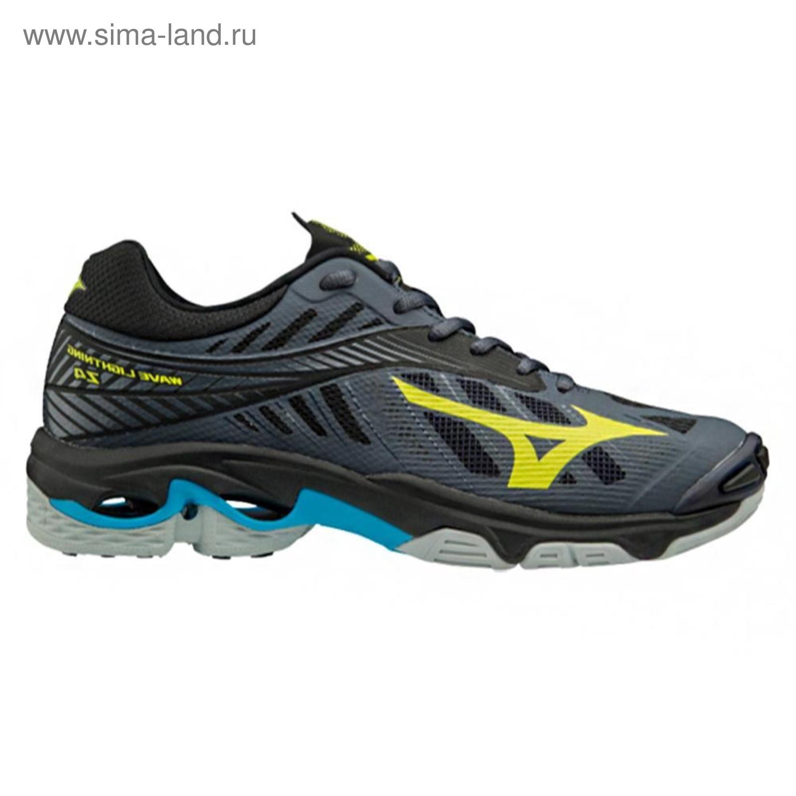 458e22d9 Кроссовки волейбольные MIZUNO V1GA1800 47 WAVE LIGHTNING Z4, размер 10,5