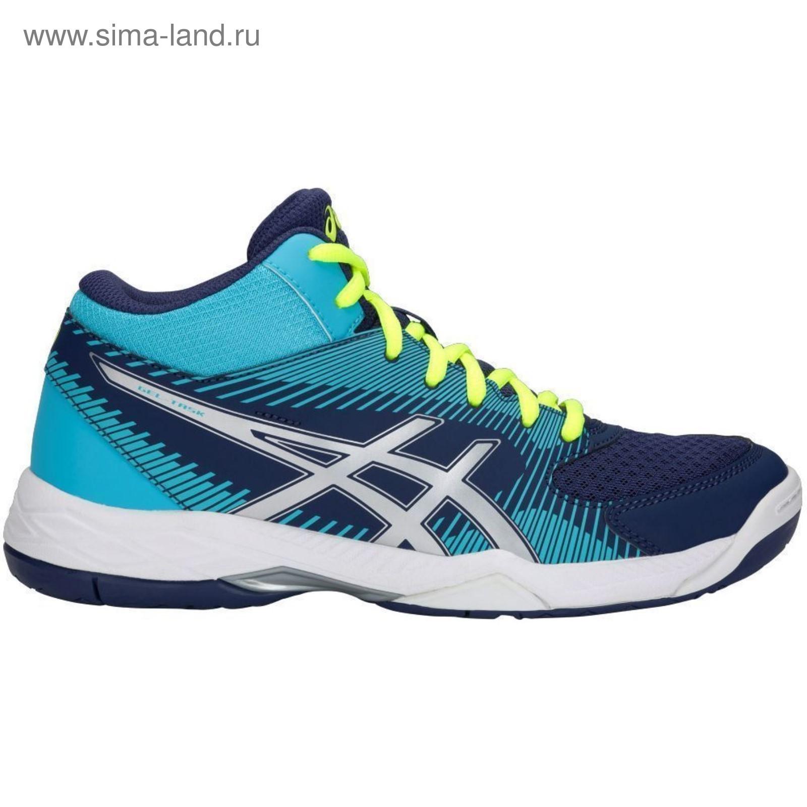0aa71578 Кроссовки волейбольные ASICS B753Y 400 GEL-TASK MT, размер 11 ...
