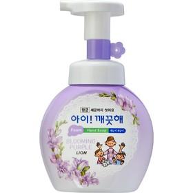 Пенное мыло для рук Lion Ai - Kekute «Аромат фиалки», антибактериальное, флакон, 250 мл