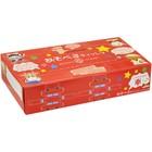 Бумажные салфетки Ideshigyo Игры-Самоделки, двухслойные, 150 шт