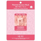 Маска для лица MJ Care с эссенцией Плаценты