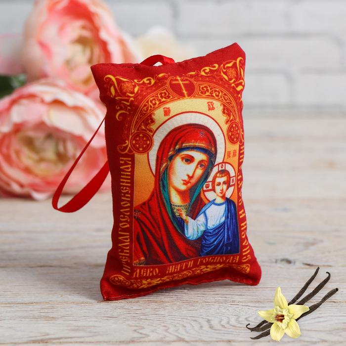 Аромасаше «Казанская икона Божией Матери»