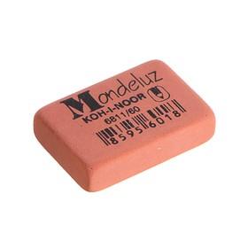 Eraser Koh-I-Noor Mondeluz 6811/60, orange.