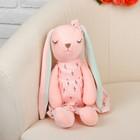 Мягкая игрушка «Зайка в платье», цвета МИКС