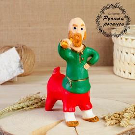 """Абашевская игрушка  """"Пастушок"""""""