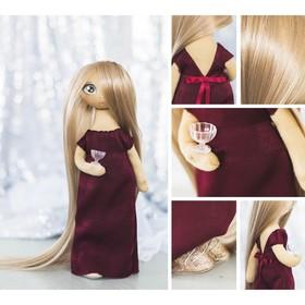 Интерьерная кукла «Лорен», набор для шитья, 18 × 22.5 × 3 см