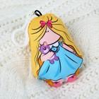 Мягкая игрушка «Девочка», на подвеске