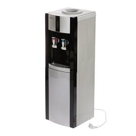Кулер для воды LESOTO 16 LD/Е, нагрев и охлаждение, 500/68 Вт, черно-серый