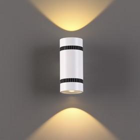 Светильник BINOLED 10Вт 3000К LED белый