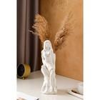"""Ваза настольная """"Элен"""", золото, 35 см, керамика - фото 823046"""