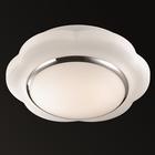 Светильник BAHA, 1x60Вт, E27, IP44, цвет белый